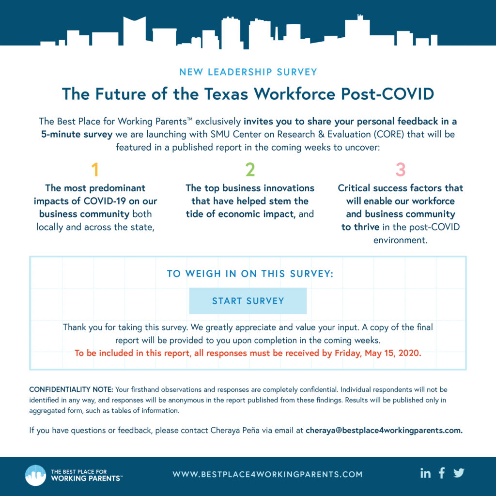 Future of the Texas Workforce Post-COVID