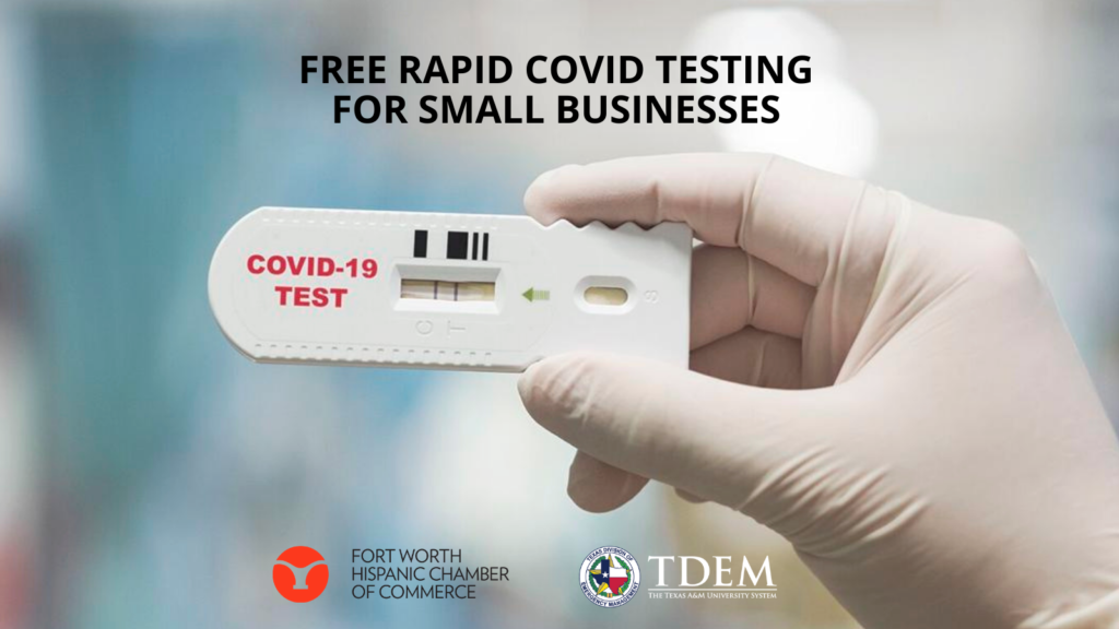 Free Rapid COVID Testing for Small Businesses