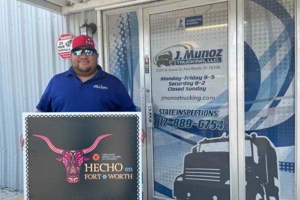 J Munoz Trucking